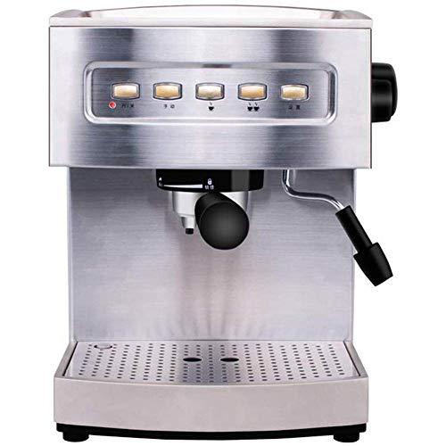 QHYY Machines à café Semi-automatiques à Vapeur pour Machine à Expresso pour Restaurant café