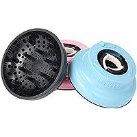 Anself Difusor de Secador de Cabello Secador de Pelo Ajustable Difusor para Accesorios de Peinado de Cabello Rizado u Ondulado