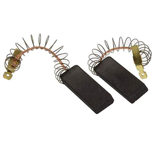 haute qualité plastifié Balai Charbon Paire Pour Plupart Bosch Automatique Rondelle et rondelle Sécheur
