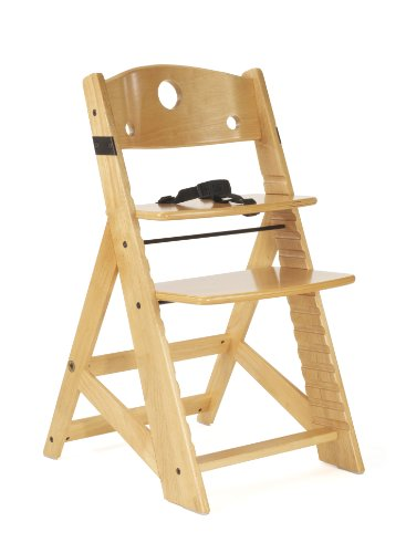 Keekaroo Height Right Kids Chair, Natural