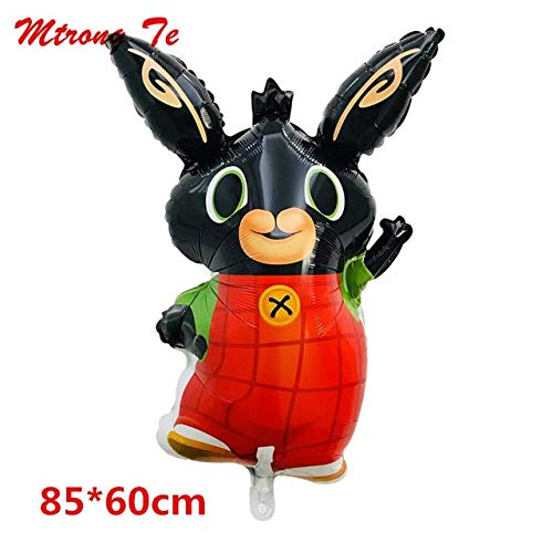 Great Price! Utini 50pcs Bing Bunny Foil Balloon Cartoon 86 * 60cm Rabbit Animal Balloons Toys for K...