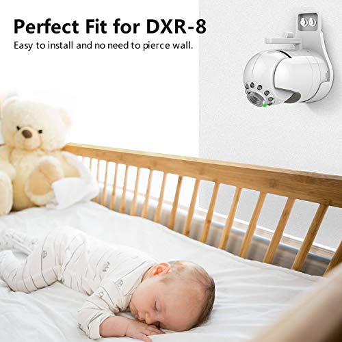 Wall Mount for Infant Optics DXR-8, Featch Simplest Bracket Stand for Infant Optics DXR-8