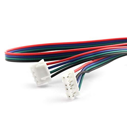 Magic&Shell 1 m HX2.54 4 Pines a 6 Pines Conector de Cable de ...