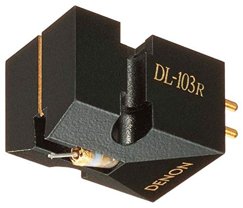 Denon DL-103R Moving Coil Turntable Cartridge, Including Record Player...