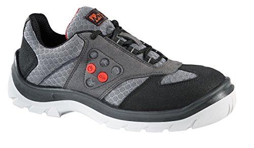 MTS start'up Arbeitsschuh Sicherheitsschuh AIRMAX UP S1, modischer Schuh für Sie und Ihn (44)