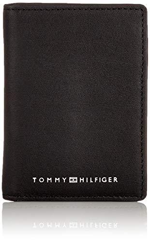 Tommy Hilfiger TH Metro, Accessori Portafogli da Viaggio Uomo, Nero, Taglia unica