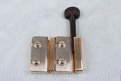 Yinfente Violin Peg Shave Knife Cutter Violin peg tools Violin Making Tools Luthier Tools (violin peg shaver)
