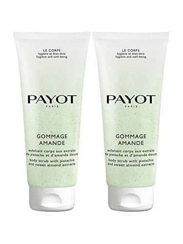 Payot Le Corps Gommage Amande Lot de 2 x 200 ml