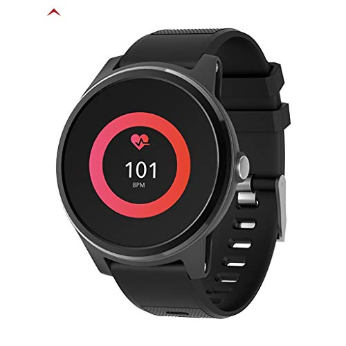 Fulltime North-Edge Keep E101 Fitness Smart Watch Fitness-Tracker im einfachen Stil, 1,3-Zoll-wasserdichter Bildschirm aus gehärtetem Glas/Leistungsstarke Health Guider-Funktion/Sportmodus