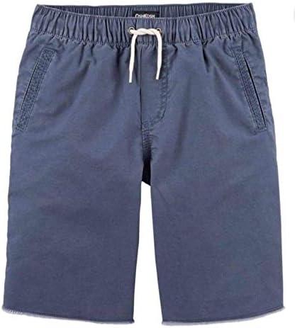 Kohl's Baby Boys OshKosh Pull-On Shorts Blue Raw Hem Max 56% OFF Max 68% OFF
