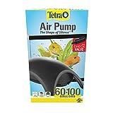 Tetra 77850 Whisper Air Pump, for Aquariums, Quiet, Powerful Airflow, 60 to 100 Gallons