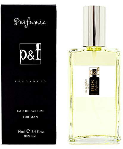 ESCENT BOS by p&f Perfumia, Eau de Parfum Spray für Herren, 110 ml