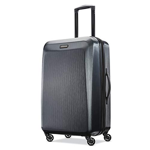 American Tourister Moonlight Hardside Expandable Luggage with Spinner...
