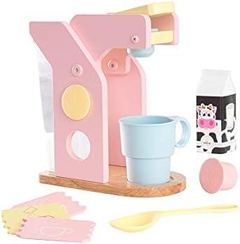 KidKraft Children's Pastel Coffee Set