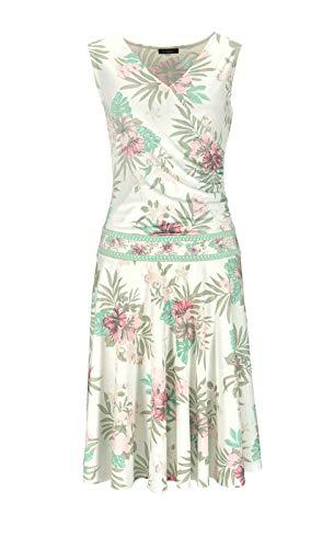 SPH Sommerkleid mit Wickeleffekt, Vivance-Collection, Natur-Pastell (Numeric_46)
