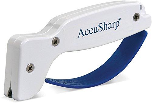 AccuSharp Fillet Knife Sharpener (010C) Fishing Knife Sharpener, Fillet Knife Sharpening, Fillet Knives Sharpening, Straight Blade Knife Sharpener, Serrated Blade Sharpener, Carbide Sharpener,