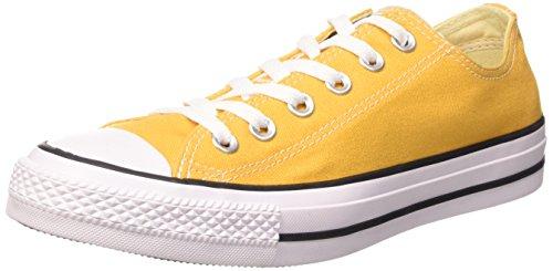 Converse Chuck Taylor All Star - Zapatillas Altas Unisex adulto, Naranja (Solar Orange), 36.5 EU