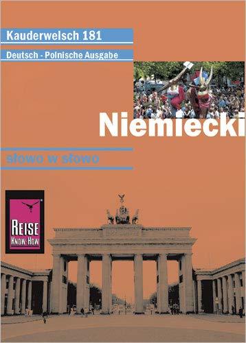 Niemiecki (Deutsch als Fremdsprache, polnische Ausgabe): Reise Know-How Kauderwelsch
