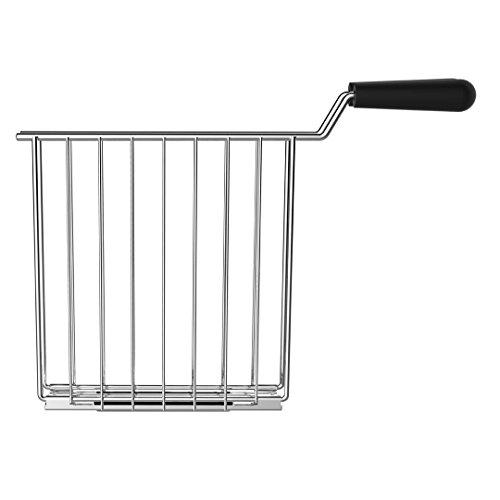 Hotpoint TTKITSCU0UK sandwich Cage toaster-silver