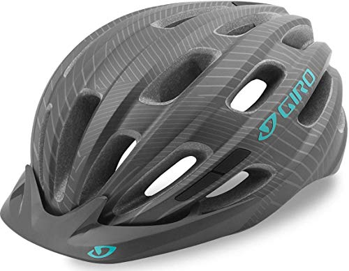 Giro Damen Vasona MIPS Fahrradhelm, Matte Titan, One Size
