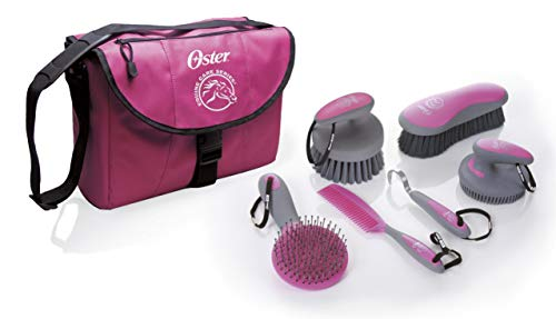 Oster Equine Care Series 7-Piece Grooming Kit (0-34264-42130-1