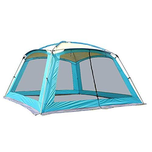NLRHH Tent Sun Shelter Gran Gazebo Camping Party Family Garden Tienda Barbacoa Toldo ultralarge 5-8 Persona Uso Peng
