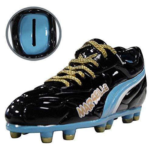 Tirelire en forme de chaussure de foot MARSEILLE