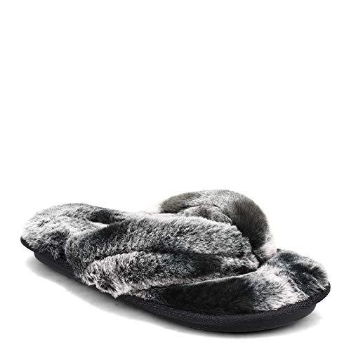 Cobian Women's Minou Flip Flop Slipper Black
