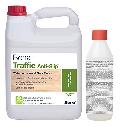 Bona Traffic Anti Slip Satin