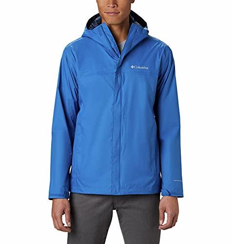 columbia rain jacket mens