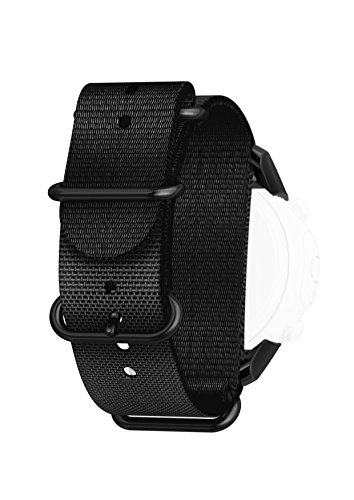 SUUNTO - Armband D6i Novo Black Zulu