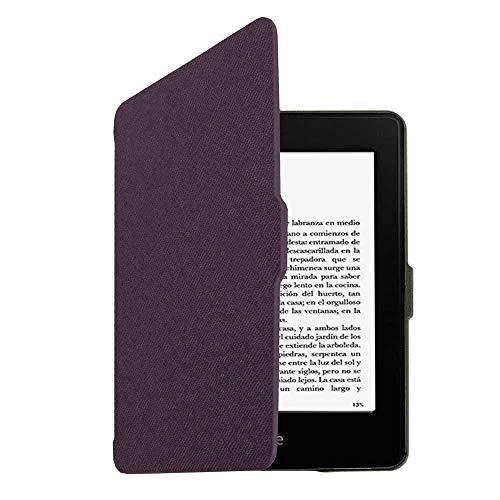 OcioDual Funda con Tapa Cierre Magnético Cuero Sintetico para el Modelo Antiguo de Kindle Paperwhite Gen. 9/8 / 7/6 / 5 /