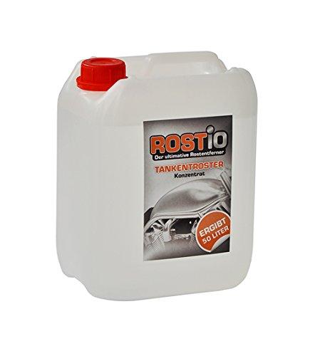Rostio Tankentroster Konzentrat 5 Liter Tankentrostung ergibt 50 Liter