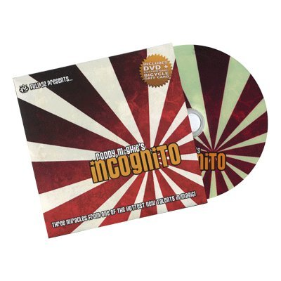 SOLOMAGIA Incognito by Roddy McGhie & David Forrest - DVD and Didactis...