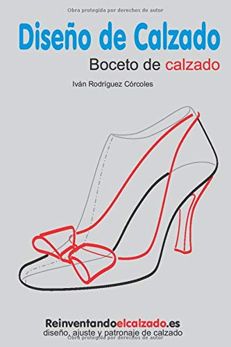 Diseño de calzado: Boceto de calzado