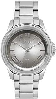 Relógio Masculino Condor Analógico Co2039Ba/3C Prata