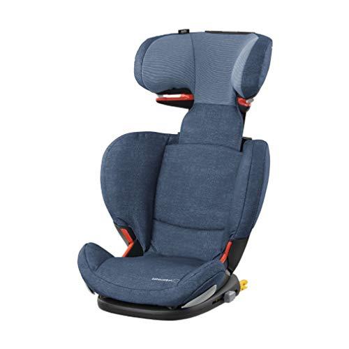 Bébé Confort RodiFix AirProtect Seggiolino Auto 15-36 kg, Gruppo 2/3 per Bambini dai 3.5 ai 12 Anni, Reclinabile, Isofix, Nomad Blue