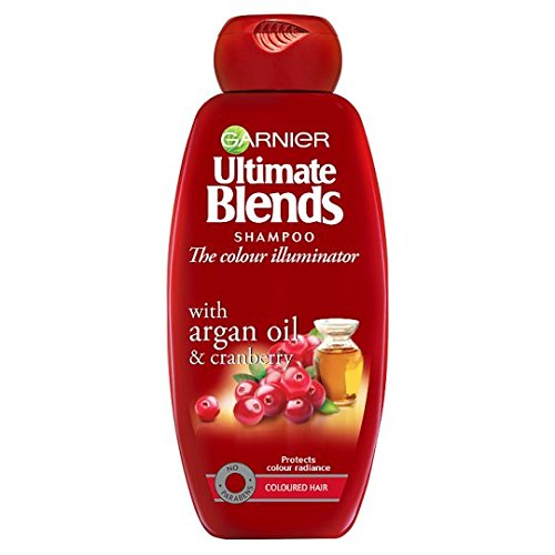 Garnier Associe l'huile d'argan Shampooing Cheveux Colorés 360 ml