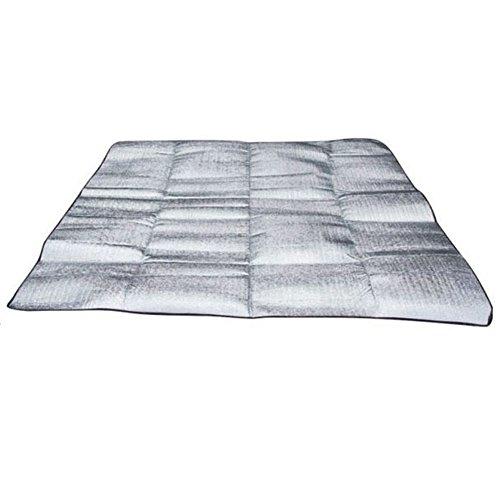 Hrph Outdoor pads aluminium folie matten picknick camping pad camping waterdicht