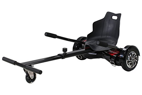 Actionbikes Original Robway Speedkart Hoverseat für Hoverboard Scooter E-Balance Board (W2 + W3, 8 + 10 Zoll)