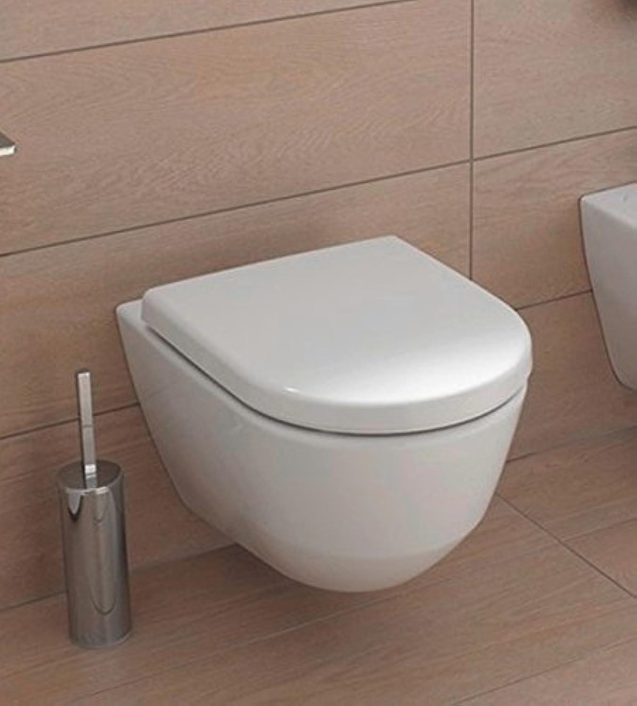 Laufen Pro Wand Tiefspül WC mit Grünckter Befestigung ohne Deckel 820956000001