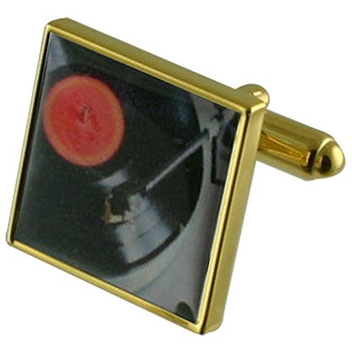 Select Gifts De registro de DJ del reproductor de música Gemelos de...