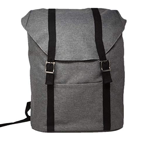 Point Coast 18x14x8 Personal Item Travel Carry On Spirit Frontier Backpack, Heather Grey