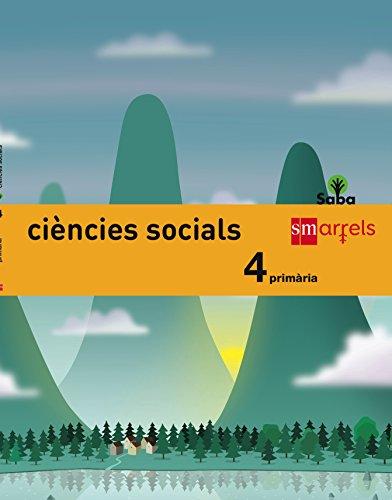 Ciències socials. 4 Primària. Saba - 9788467579000