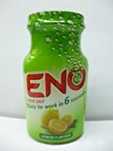 ENO FRUIT SALT Sparkling Antacid Original 100g (LEMON FLAVOUR, 1 Pack) by Eno