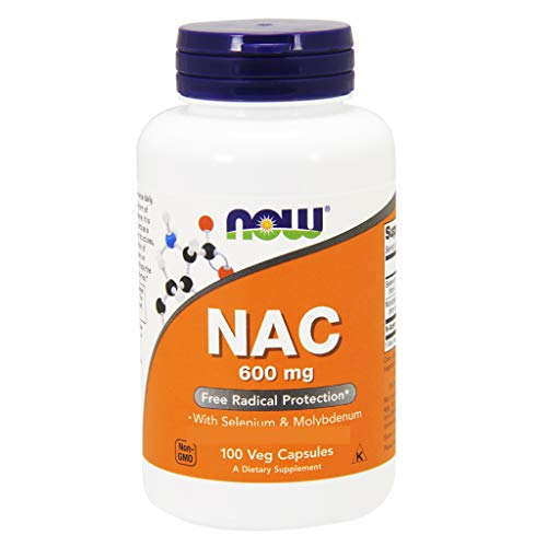 NOW FOODS NAC 100 CPS
