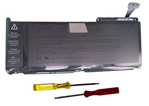 Laptop Battery A1331 A1342 Compatible with Apple MacBook 13 inch [Late 2009 & Mid 2010 ] MC207 MC516 10.95V 63.5Wh MacBook 13' Late 2009 Mid 2010