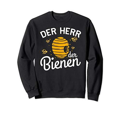 Der Herr der Bienen Imker Bienenzüchter Bienenvater Sweatshirt