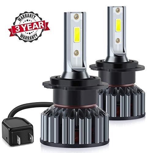 Lampadine H7 LED 10000LM, Fari Abbaglianti o Anabbaglianti per Auto, Kit Sostituzione...