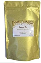 Rhassoul Clay - Ghassoul Clay 1 Lb - Detoxifying and Rejuvenating clay by SaaQin